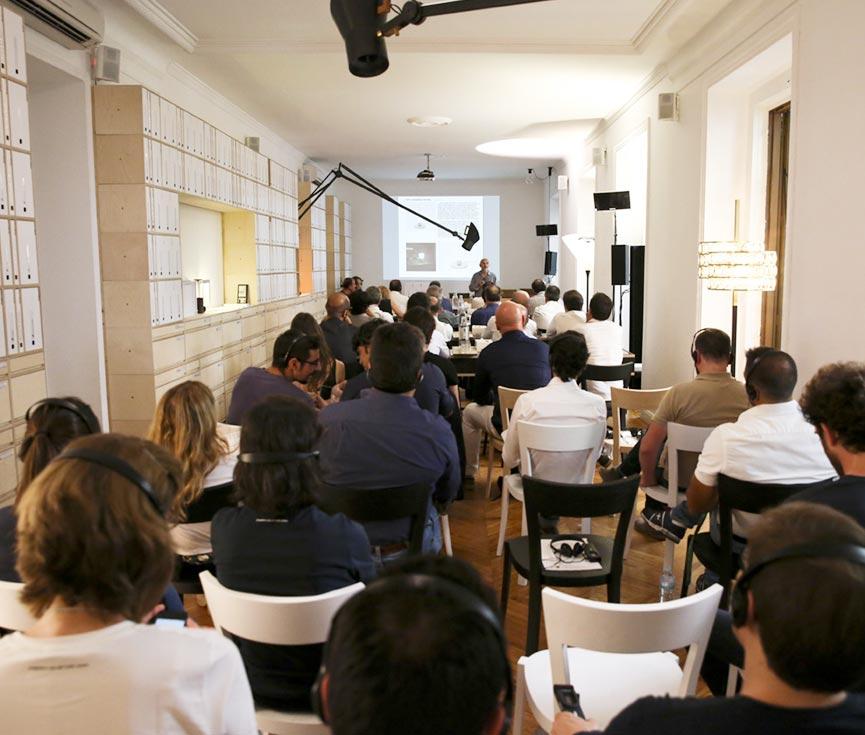 Proyecto control iluminación Viabizzuno Madrid 02