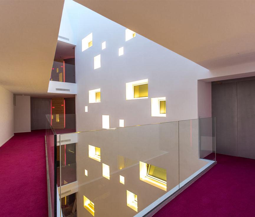 Proyecto Control Iluminación Hotel One Suites Ibiza