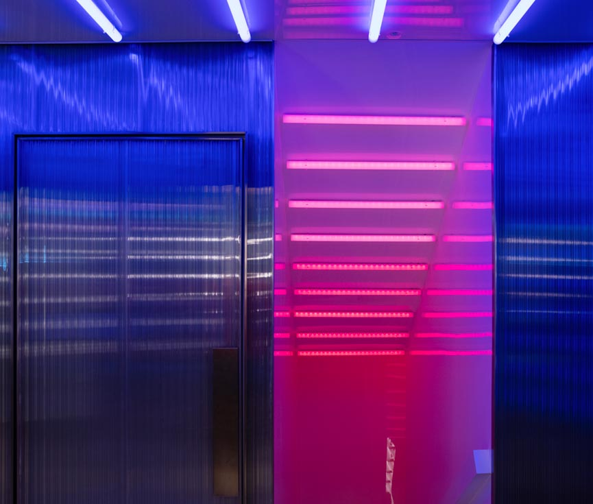 Control iluminación Hawkers