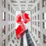 Instalación abanicos hotel Hyatt Centric Madrid