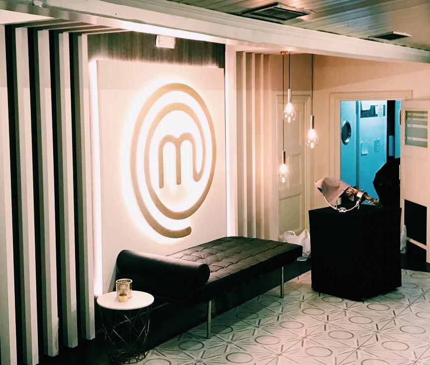 Proyectos control iluminación regulación Masterchef