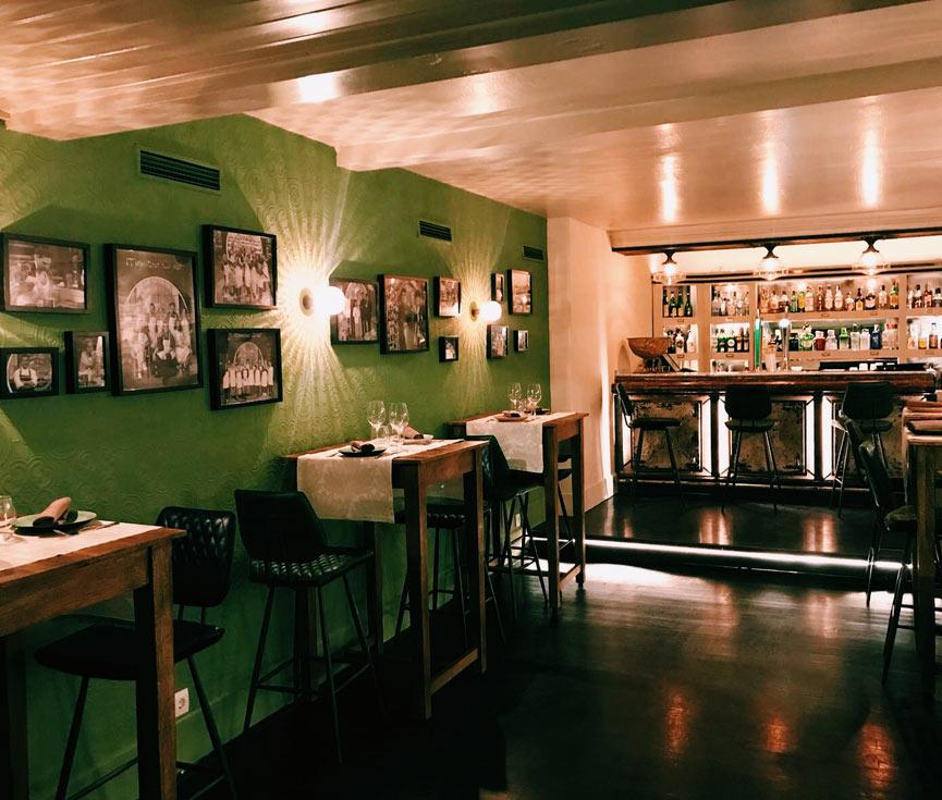 Regulación iluminación restaurante Masterchef