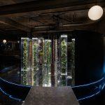 Instalación sistema control iluminación Loewe