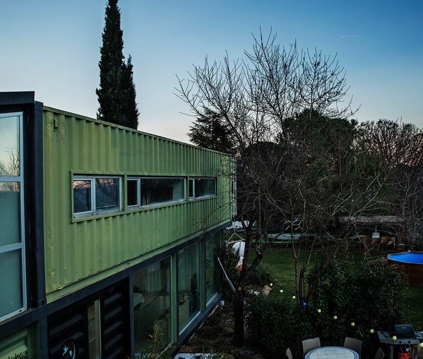Proyecto vivienda domótica entrearboles