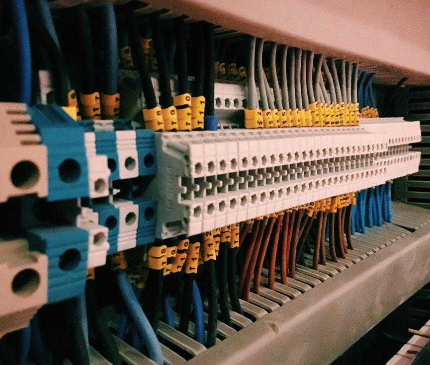 Instalación eléctrica Santa Cruz de Marcenado