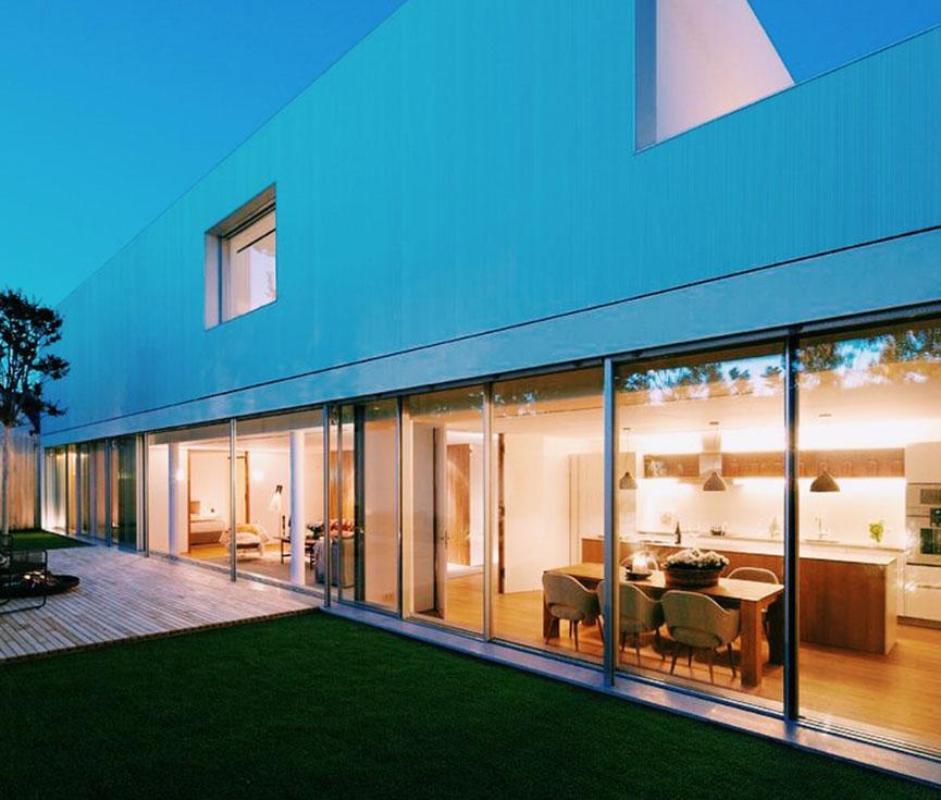 Proyecto instalación domótica viviendas Caledonian