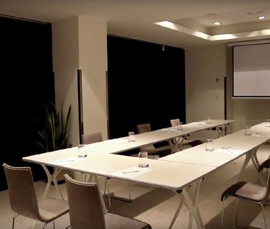 Actualización sistema control iluminación hotel