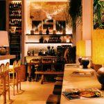 Control iluminación restaurante Aüakt