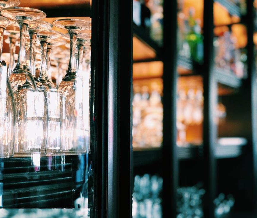 Instalación control iluminación Café del Príncipe