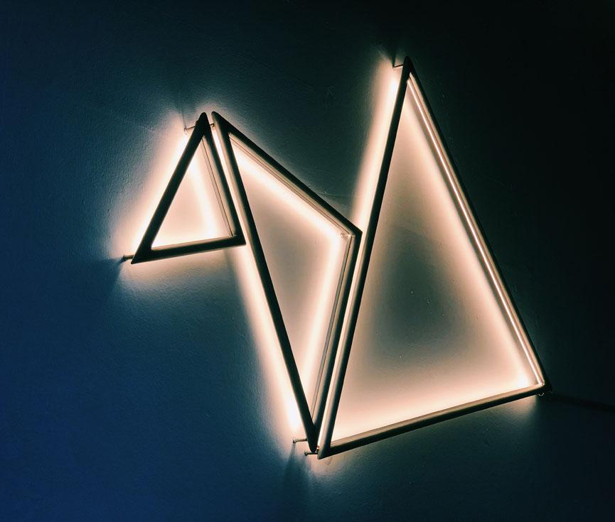 Creación LED neon Allegra