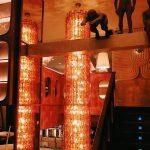 Instalación sistema de control iluminación restaurantes